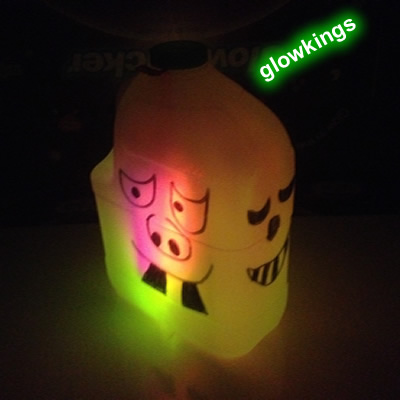 Halloween Milk Ghost