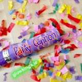 Party Cannon Large Party Poppers (Pack of 4)