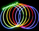 100 Glow Necklaces 5x275mm