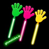 Pack of 12 Glow Hand Clappers