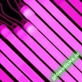 (Pack of 25) Pink 6 inch Glow Sticks 150mm